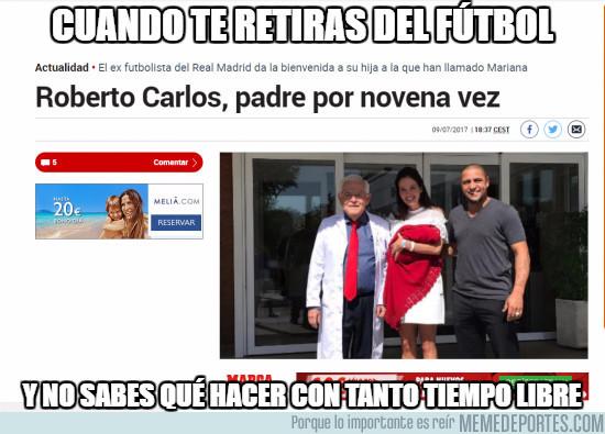 986771 - Roberto Carlos y su tiempo libre