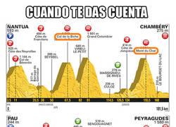 Enlace a Bonito homenaje del Tour de Francia