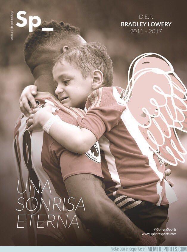 986920 - La fantástica portada de Sphera Sports acerca de la muerte de Bradley