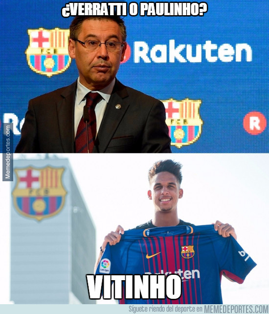 987277 - ¿Verratti o Paulinho?