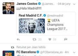 Enlace a GIF: Así están los culés tras ver que el Barça estrena este asesor deportivo