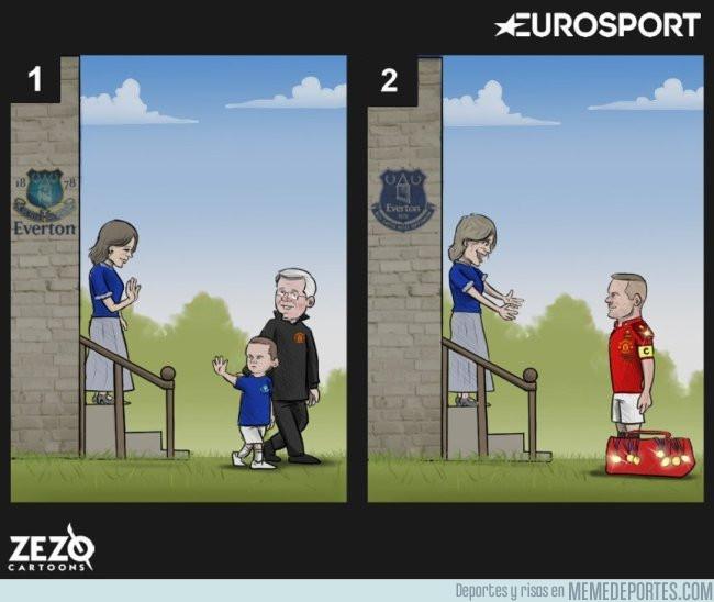 987376 - Rooney vuelve a casa hecho un hombre. By Zezo Cartoons