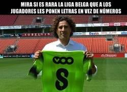 Enlace a Y Con el numero S, ¡Memo Ochoa!