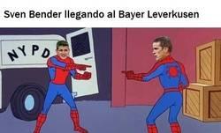 Enlace a Sven Bender ficha por el Leverkusen y se reune con su hermano gemelo