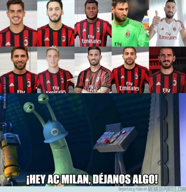 987602 - El AC Milan se los lleva a todos