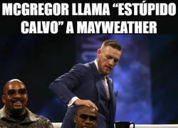 Enlace a James es fan de McGregor