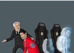 Enlace a Ancelotti descongeló a James