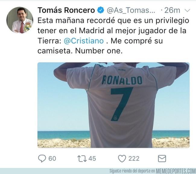 988110 - Cristiano a punto de marcharse del Real Madrid