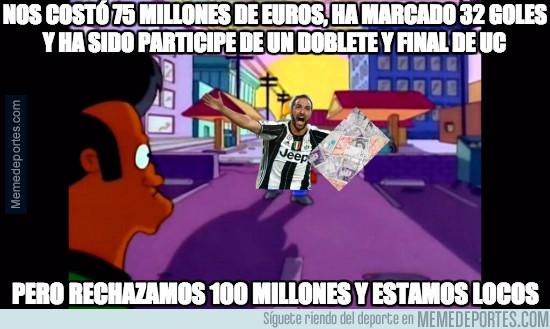 988174 - La Juve sabe lo que hace con Higuaín