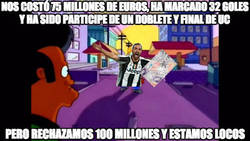 Enlace a La Juve sabe lo que hace con Higuaín