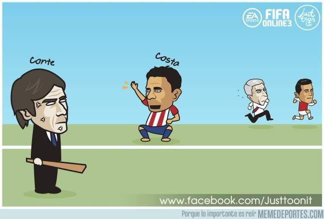 988213 - Conte VS. Costa / Wenger VS. Alexis