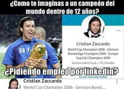 Enlace a Así ha terminado Zaccardo, campeón del mundo de 2006