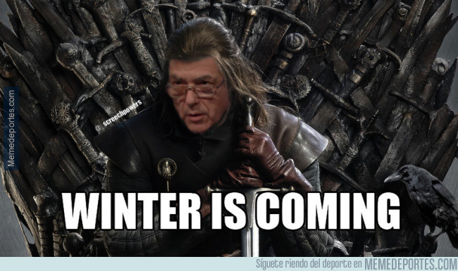 988353 - Winter is coming...