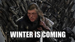 Enlace a Winter is coming...