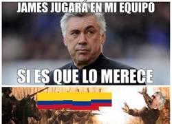 Enlace a Los colombianos ya quieren la cabeza de Ancelotti