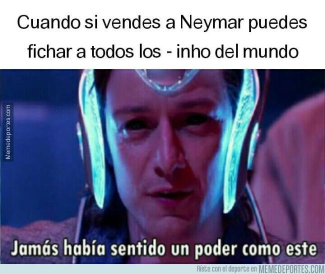 988517 - El verdadero motivo por el cual venderían a Neymar