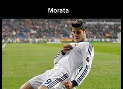 Enlace a Florentino y el gran negocio con Morata