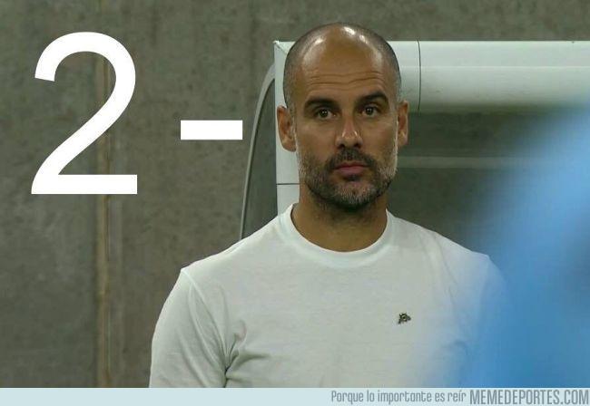 988900 - Pep nos dice el resultado contra United