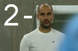 Enlace a Pep nos dice el resultado contra United