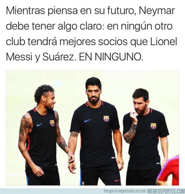988903 - Neymar lo tiene claro