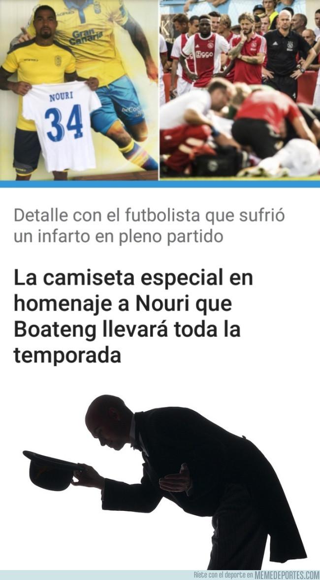988933 - Gran Gesto De Boateng