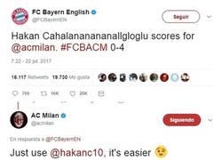 Enlace a Cachondeo entre el Bayern y el Milan por el nombre de Hakan Çalhanoğlu