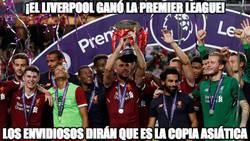 Enlace a El Liverpool hace historia