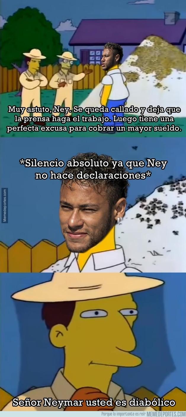 988997 - Diabólico Neymar