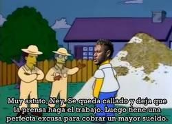 Enlace a Diabólico Neymar