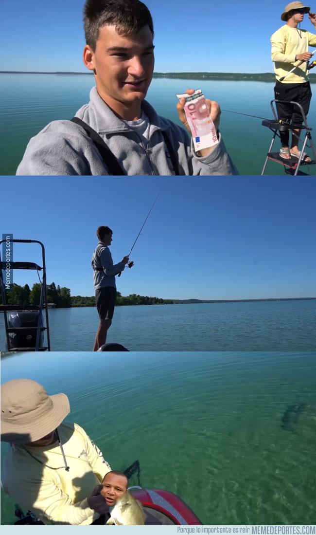 989029 - Un día de pesca