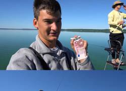 Enlace a Un día de pesca