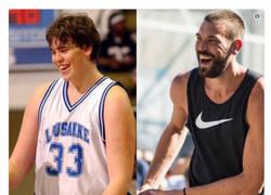Enlace a Así es el espectacular cambio físico de Marc Gasol desde el instituto a ser referente en la NBA