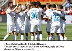 Enlace a La cantidad que ha recaudado el Real Madrid por sus canteranos en las últimas 5 temporadas
