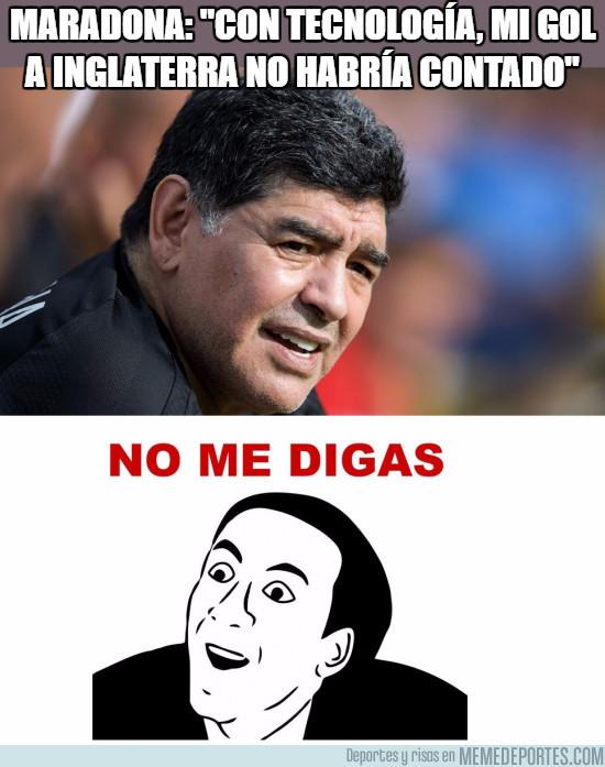 989366 - Maradona: