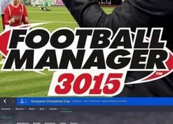 Enlace a Simula 1.000 años en el Football Manager y esto fue lo que pasó