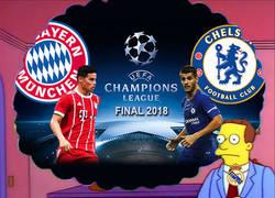 Enlace a Madridistas imaginando esta final de Champions
