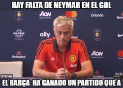 Enlace a Hay falta de Neymar en el gol