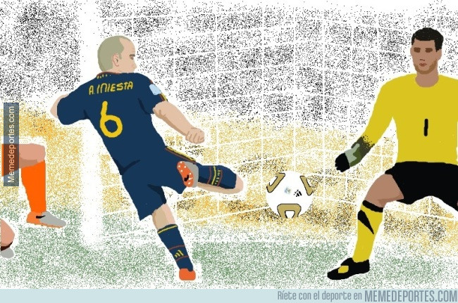 989590 - Momentos históricos del fútbol en paint. Mundial V2