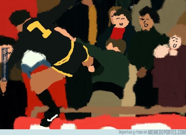 989643 - No podía faltar Cantona