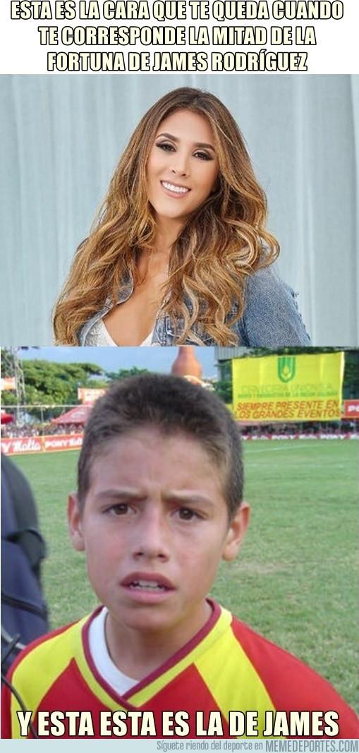 989855 - El resultado del divorcio entre James y Daniela Ospina
