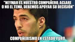 Enlace a Suárez habla del