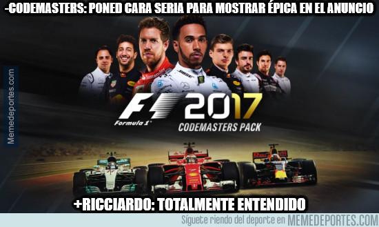 989984 - Ricciardo es un cachondo