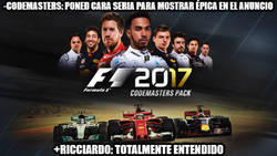 Enlace a Ricciardo es un cachondo