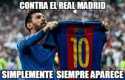 Enlace a Messi, siempre Messi