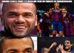 Enlace a Alves no es lo que esperaba