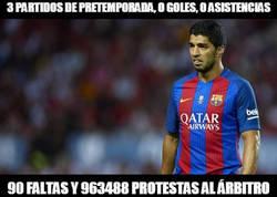 Enlace a Sensacional inicio de pretemporada de Suárez