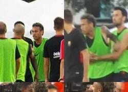 Enlace a Neymar ya ha hecho las paces