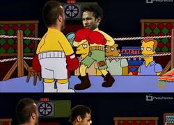 Enlace a Neymar en el Clásico de Miami