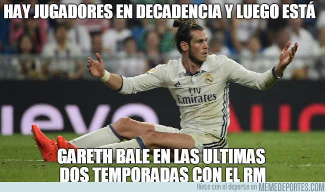 990265 - Bale en decadencia