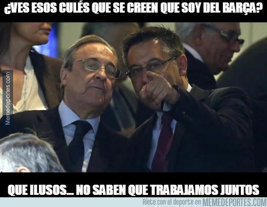 990317 - ¿Ves esos culés que se creen que soy del Barça?